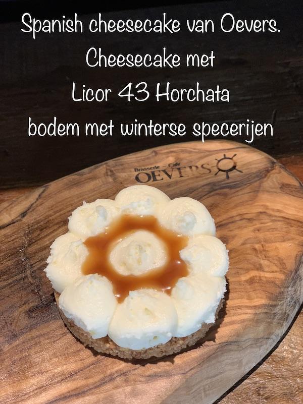 Spanisch cheesecake